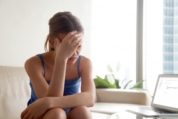 Sintomas Depressão
